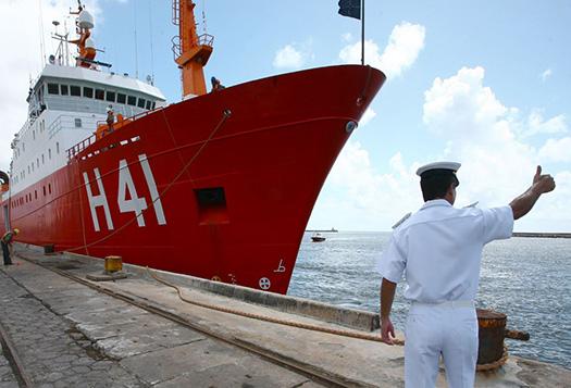 Trabalhe Embarcado Através do Concurso da Marinha Mercante